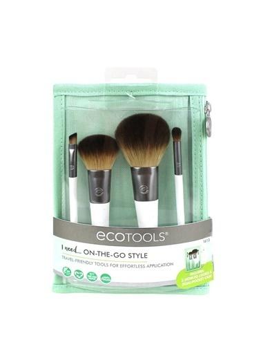 Eco Tools Makyaj Fırçası Renksiz